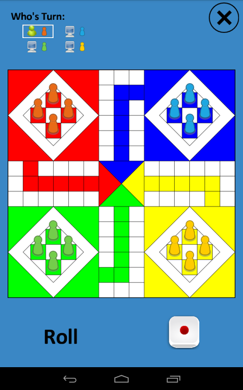 Ludo Touch 1.4 Screen 3