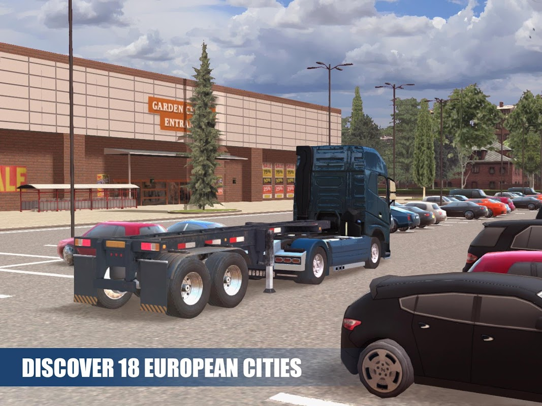 Truck Simulator PRO Europe 1.0 Screen 6