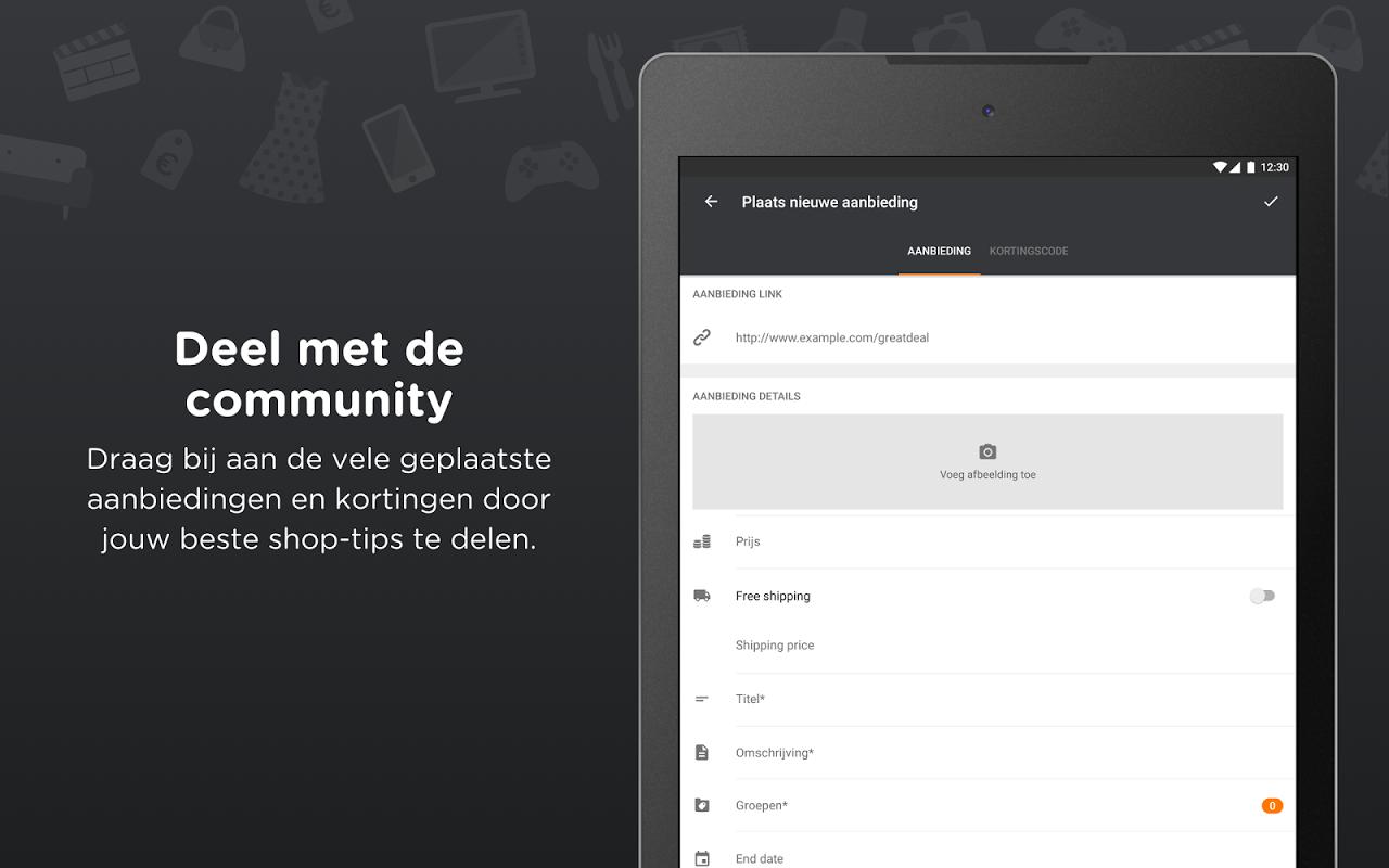 Android Pepper.com: De heetste deals Screen 9