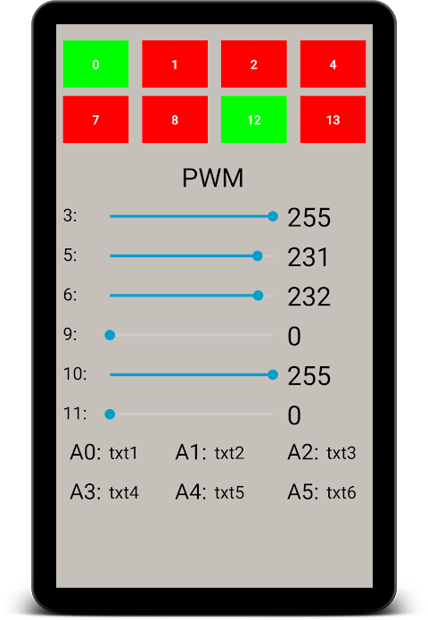 Arduino Bluetooth Controller APKs | Android APK
