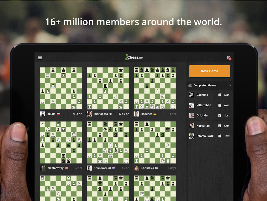 Chess - Play & Learn 3.8.1 Screen 7