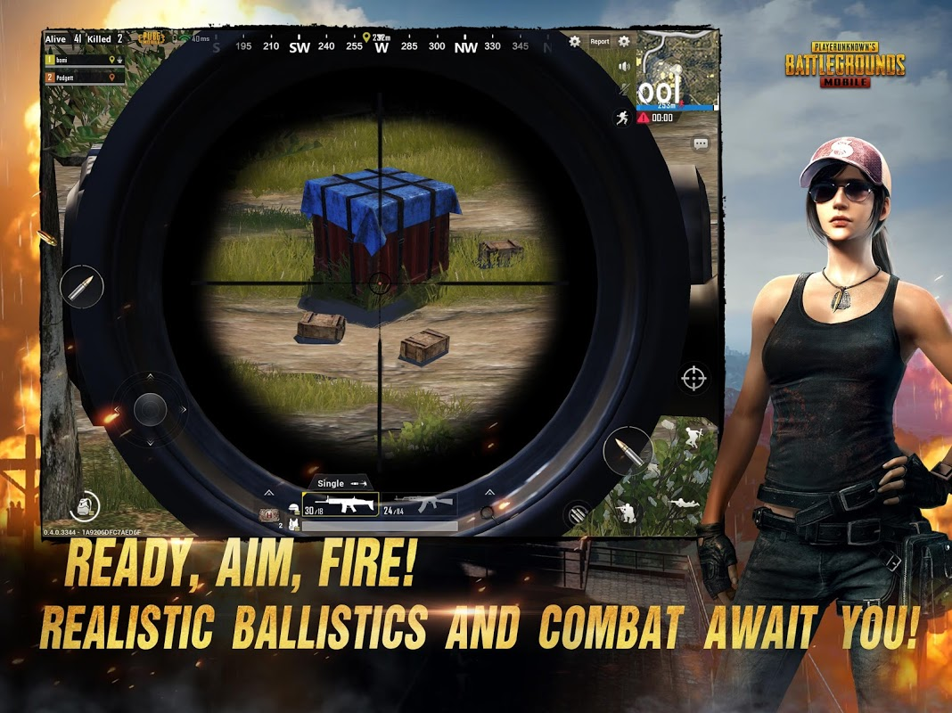 PUBG MOBILE 0.5.0 Screen 4