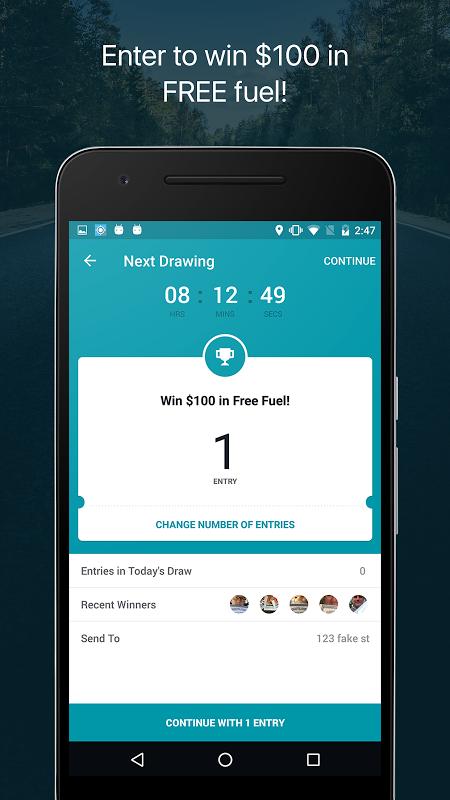 GasBuddy: Find Cheap Fuel 5.2.0 21009 Screen 3