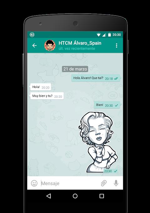 Plus Messenger 5.9.0.0 Screen 2