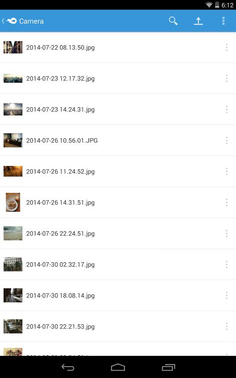 Android MediaFire Screen 6