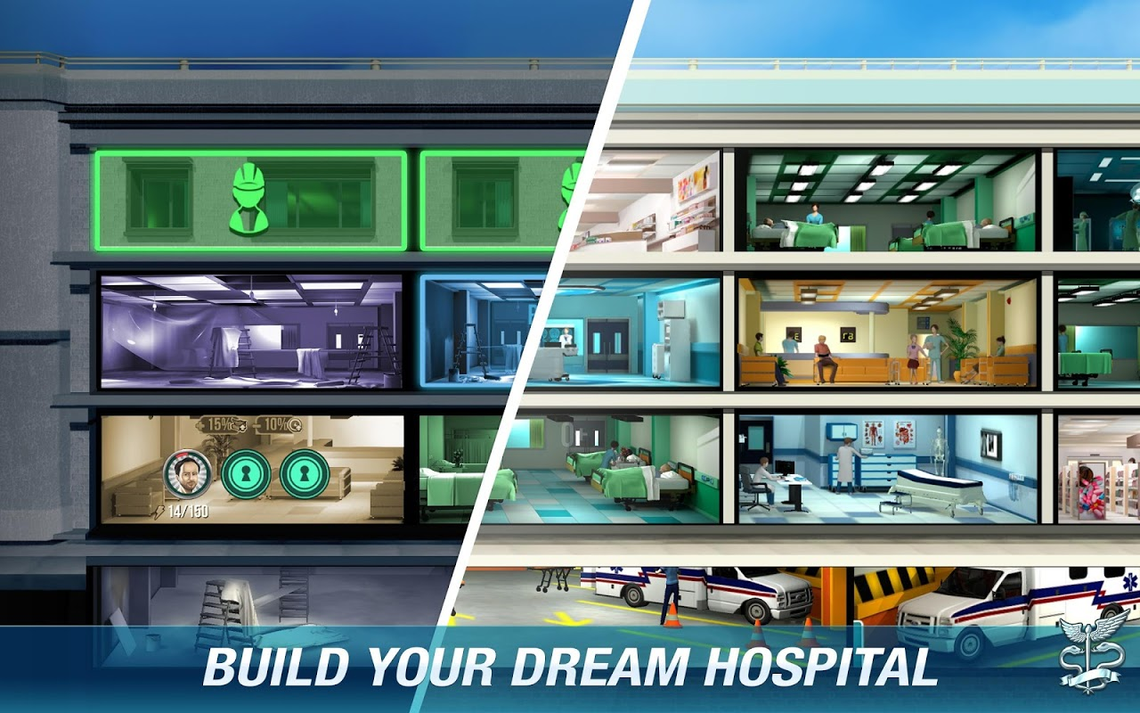 Operate Now: Hospital 1.31.2 Screen 2