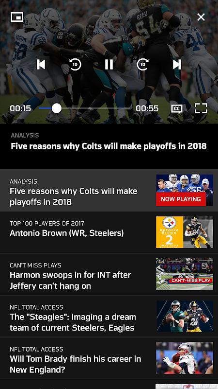 NFL 15.6.2 Screen 1
