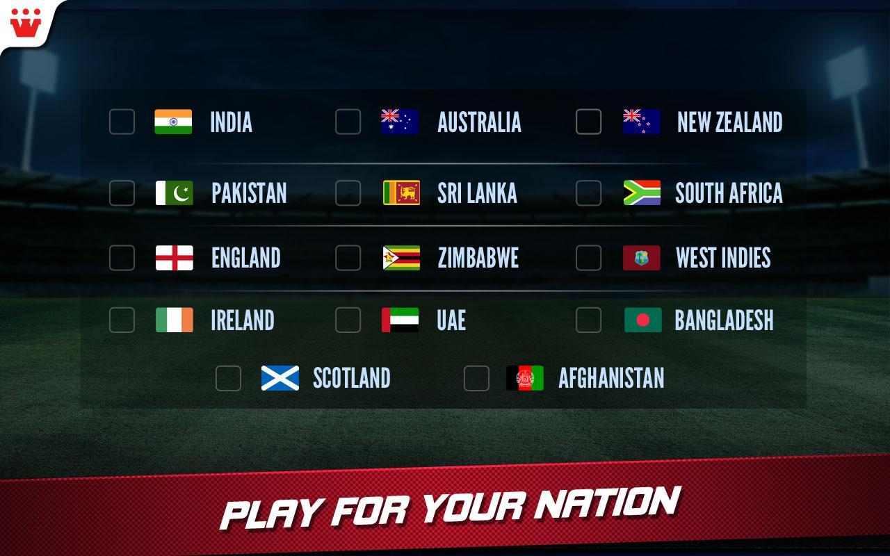 World T20 Cricket Champs 2016 1.9c Screen 5