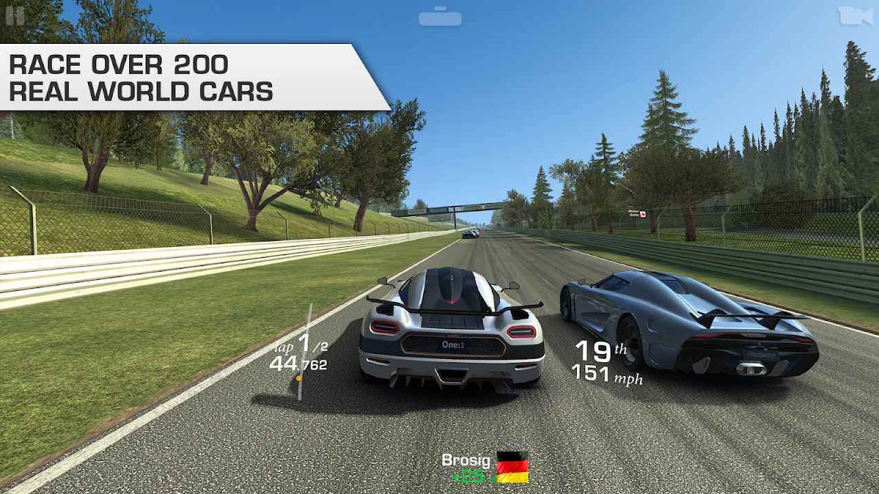 Android Real Racing 3 Screen 9