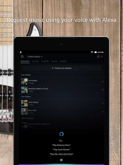 Amazon Music 7.8.4_307080410 Screen 10