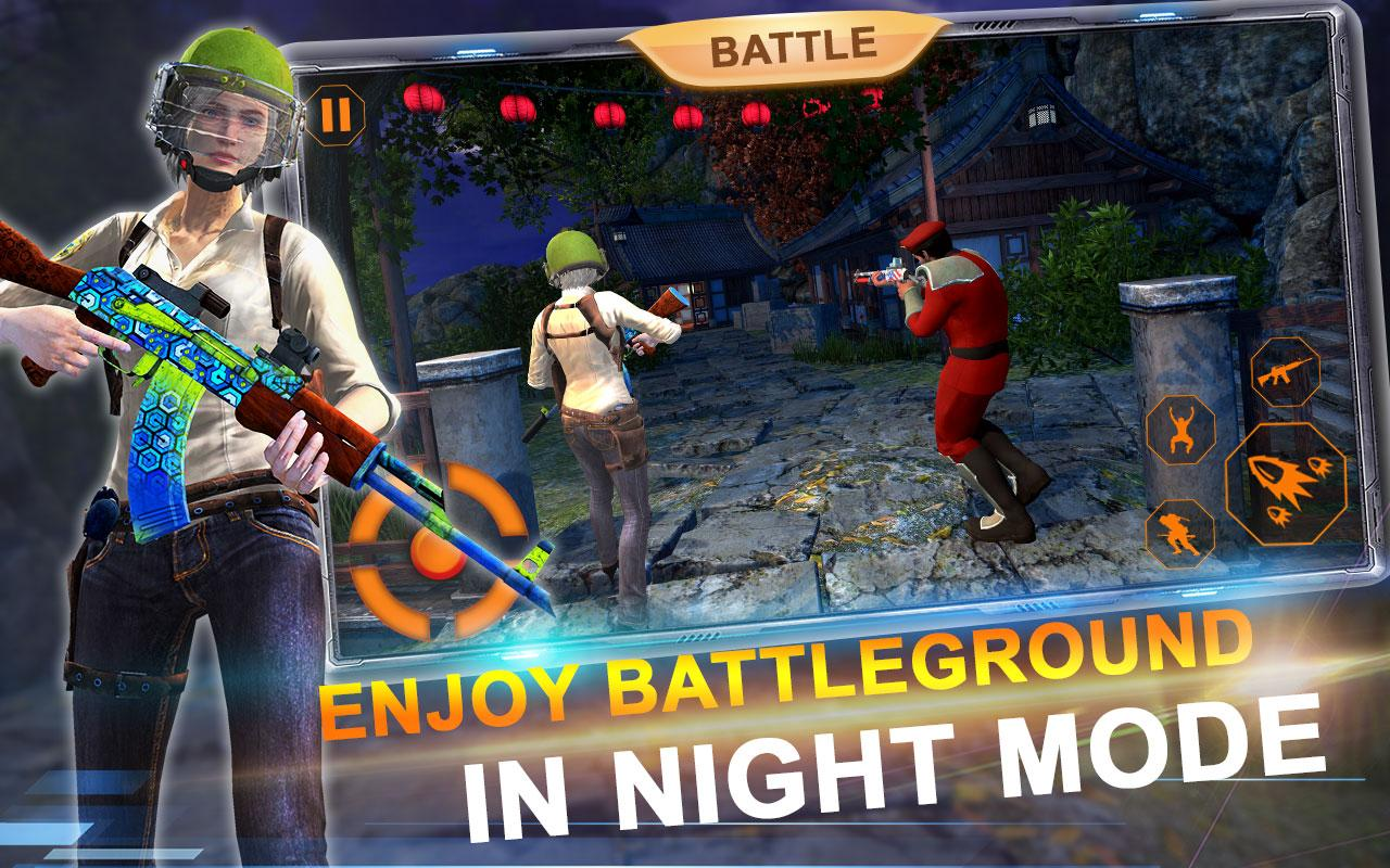 Free Fire Battleground- Firing Squad battle strike 1.0 Screen 10