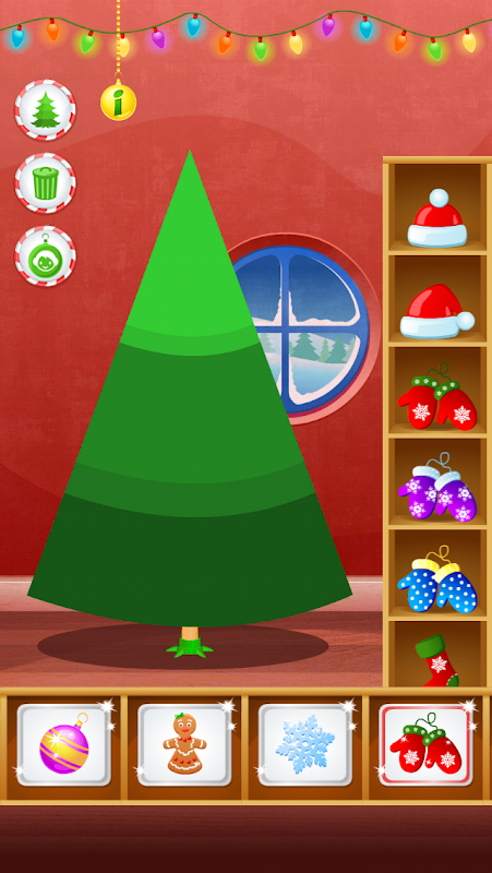 123 Kids Fun CHRISTMAS TREE 1.38c Screen 6
