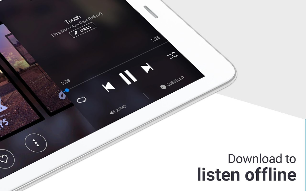Deezer: Stream Music, Playlists, Albums & Songs 5.4.25.16 Screen 4