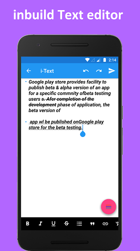 Android Image to text converter / text scanner Screen 3