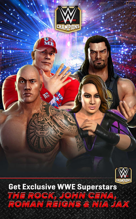 WWE Champions Free Puzzle RPG 0.306 Screen 15