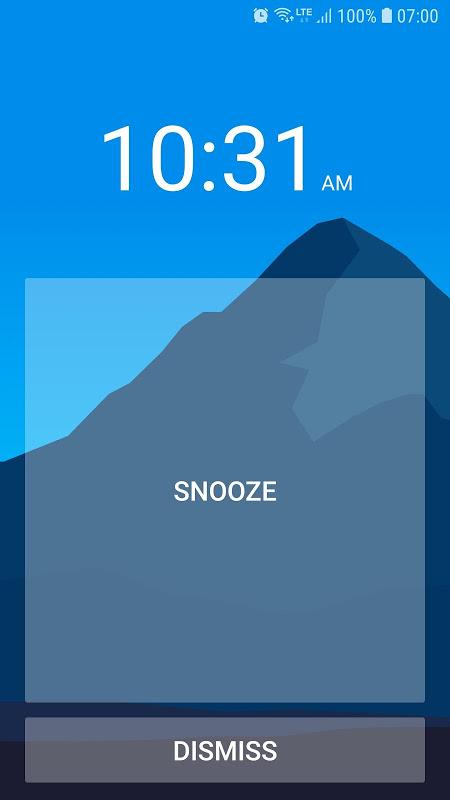 Alarm Clock: Stopwatch & Timer 6.1.0 Screen 7