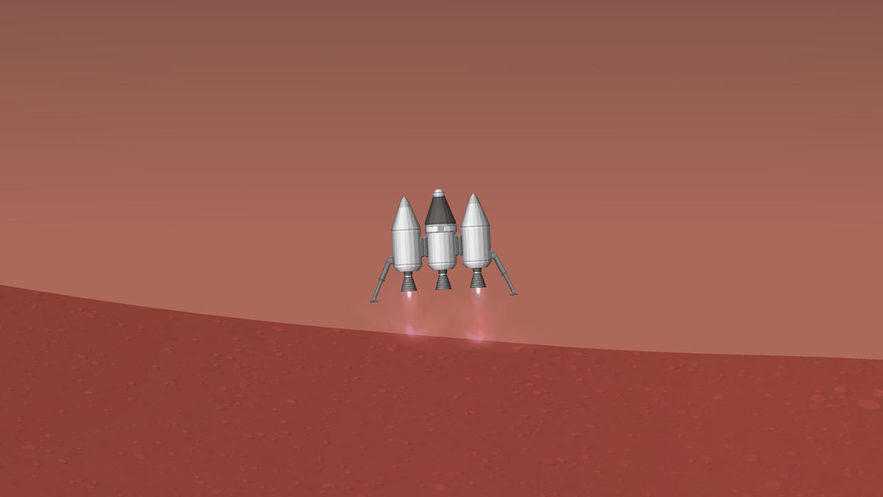 Android Spaceflight Simulator Screen 8