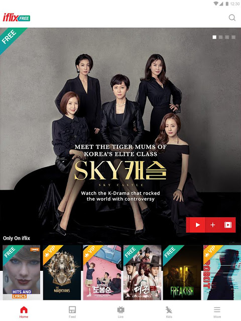Android iflix Screen 14