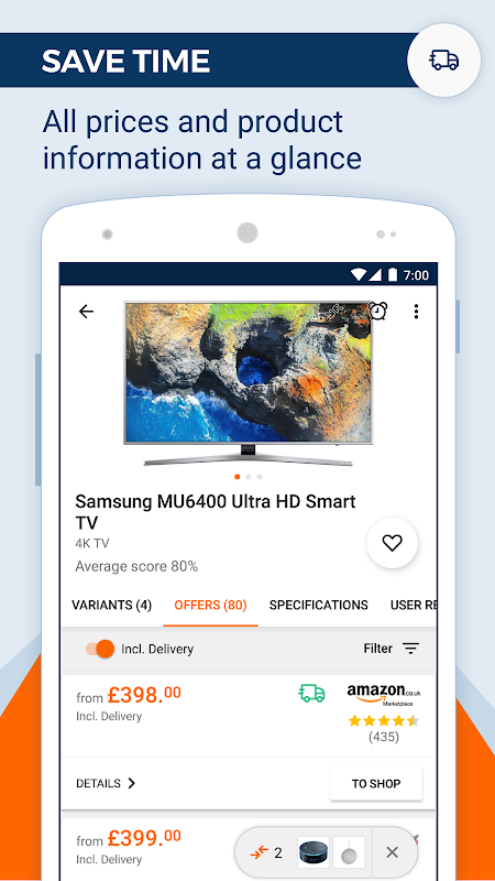 idealo Shopping 10.2.2 Screen 2