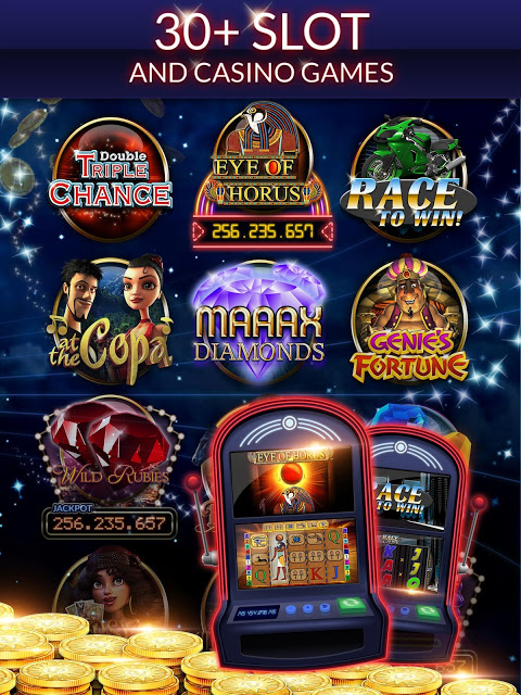 Android MERKUR24 – Online Casino & Slot Machines Screen 9
