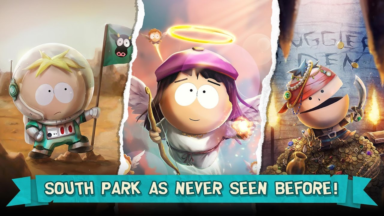 Android South Park: Phone Destroyer™ Screen 4