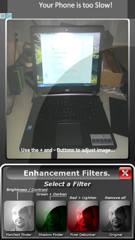 VBE ITC PHOTO ENHANCER FREE 1.0 Screen 1