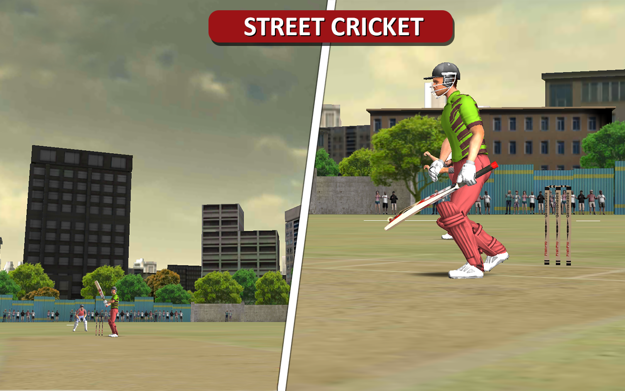 Android MS Dhoni: The Official Cricket Game Screen 4