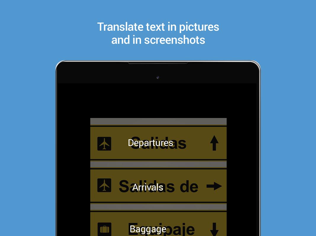 Microsoft Translator 3.1.250 Screen 6