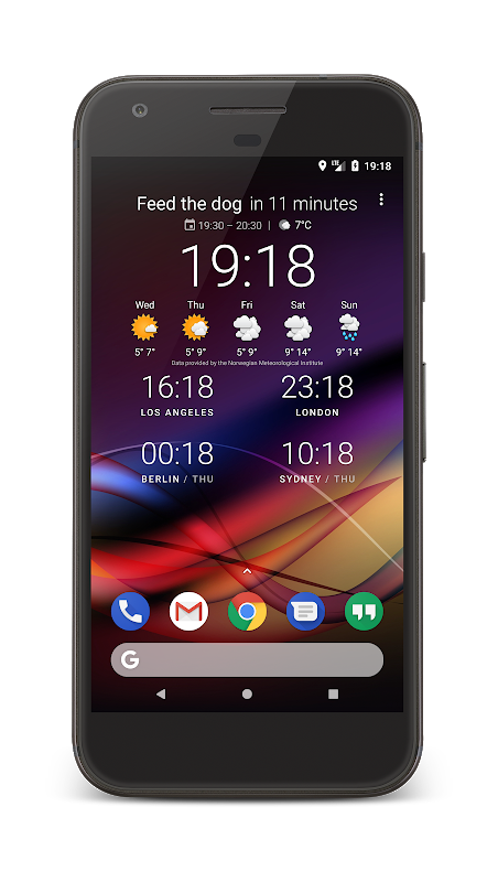 Chronus: Home & Lock Widgets 5.2 Screen 9
